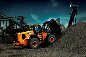 JCB Wheeled Loaders Price Myanmar